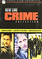 New Line Crime Collection: Running Scared/A History of Violence/Knockaround Guys [DVD] [Import]