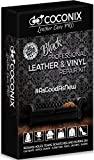 Coconix Black Leather Repair Kits for Couches - Vinyl & Upholstery Repair Kit for Car Seats, Sofa & Furniture - Liquid...