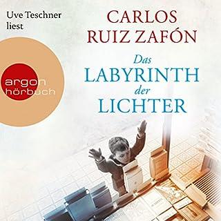 Das Labyrinth der Lichter Titelbild