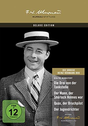 Die große Heinz Rühmann-Box [4 DVDs]