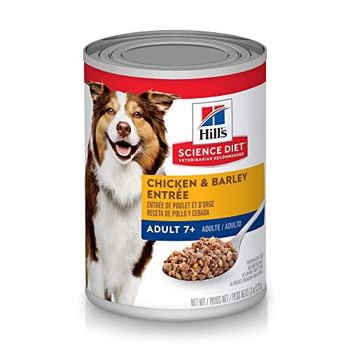 Hill's Science Diet Wet Dog Food, Chicken & Barley, 13 oz Cans, 12 Pack -  Hill's Science Diet Dog, YYOJ
