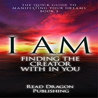 I AM: Finding the Creator with in You audiobook cover art