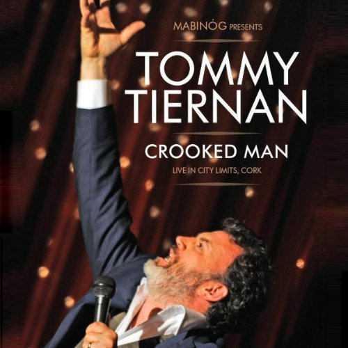 Crooked Man audiobook cover art