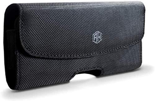 Schutzhülle für LG B470 Kyocera Duraxv Hülle, DuraXTP, DuraXE, Flip Phones und Insulinpumpe und Inhalator-Halterung