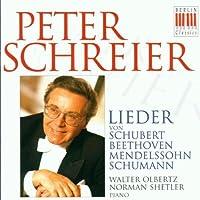 Lieder by F. Schubert (2008-07-08)