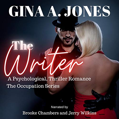 The Writer Audiobook By Gina A. Jones cover art