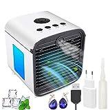 Nifogo Mini Condizionatore Portatile, Air Cooler Raffrescato