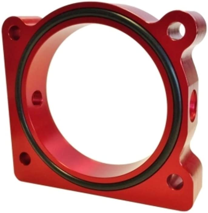 Torque Solution TS-TBS-028R Throttle Spacer Bombing free shipping Oklahoma City Mall Body