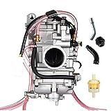 PUCKY Carburetor for Yamaha YZ400F 1998-1999,YZ426F 2001-2002,YZ450F 2003-2009,WR450F 2003-2011,WR400F 1998-2000