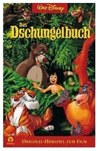 Das Dschungelbuch [MC] [Musikkassette]