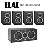 ELAC Debut Series 5.0 Home Theater Package