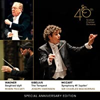 Scottish Chamber Orchestra - 40th Anniversary Edition by Scottish Chamber Orchestra