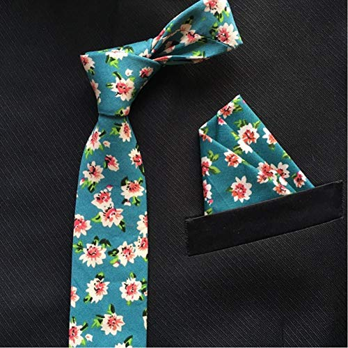 EDCPLM Krawatte Männer Baumwolle Krawatte Set Krawatte Hochwertige Geschenke Für Männer 19