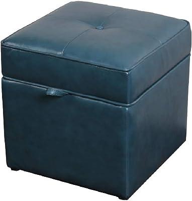 Peachy Amazon Com Songmics 15 X 15 X 15 Storage Ottoman Cube Forskolin Free Trial Chair Design Images Forskolin Free Trialorg