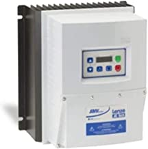 ESV751N02YXC - 1.0 HP Lenze AC Tech SMVector Series AC VFD, NEMA 4X IP65, 240 VAC Single or Three Phase Input, 240 VAC Output, 4.2 Amps