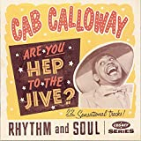 """album cover: Cab Calloway """"Are You Hep to the Jive"""""""