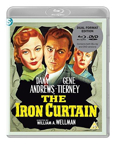 The Iron Curtain [Dual Format] [Blu-ray]