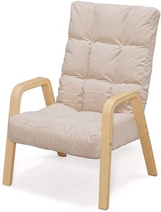 IRIS OHYAMA 爱丽思欧雅玛 木制臂椅 S~ML尺寸/旋转型 全3色 WAC 米色 Mサイズ WAC-M