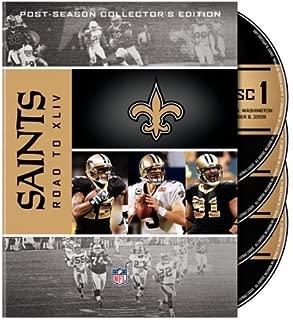 NFL New Orleans Saints: Road to Super Bowl XLIV