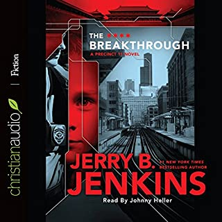 The Breakthrough audiobook cover art