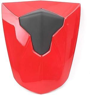 GZYF Motorbike Rear Passenger Pillion Seat Cowl Fairing Cover FitsDaytona 675 675R 2013-2018, Red