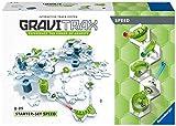 Ravensburger Gravitrax StarterSet Speed 27412, Gioco di Costruzioni STEM, 1+ Giocatori, pe...