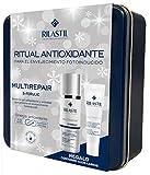 Rilastil Multirepair - Kit con Sérum S-Ferulic Antioxidante y Antiedad (30 ml) + Contorno de Ojos y Labios (15 ml)