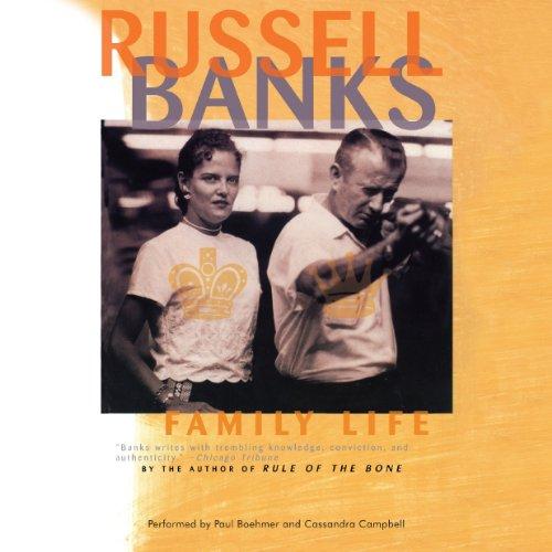 Family Life audiobook cover art