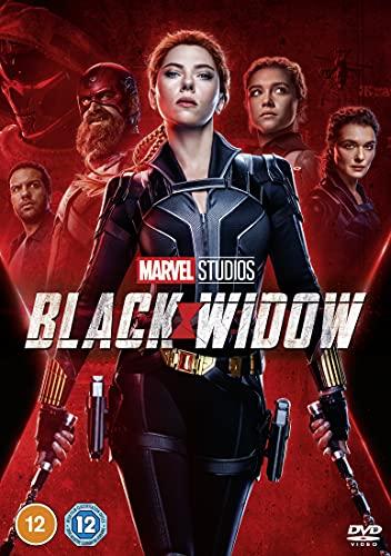 Marvel Studios Black Widow DVD [2021]