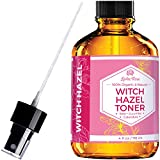 Witch Hazel Toner by Leven Rose, 100% Pure...