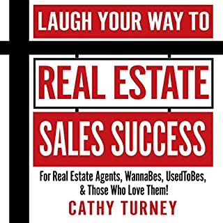 Laugh Your Way to Real Estate Sales Success cover art