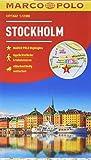 MARCO POLO Cityplan Stockholm 1:12 000 (MARCO POLO Citypläne)