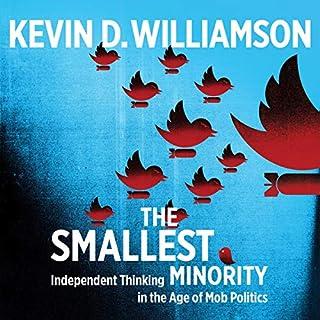 The Smallest Minority audiobook cover art