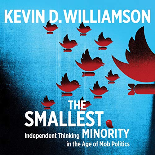 The Smallest Minority Audiobook By Kevin D. Williamson cover art