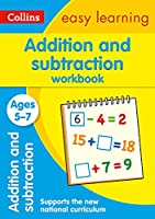 Collins Easy Learning Age 5-7 -- Addition and Subtraction Workbook Ages 5-7: New Edition