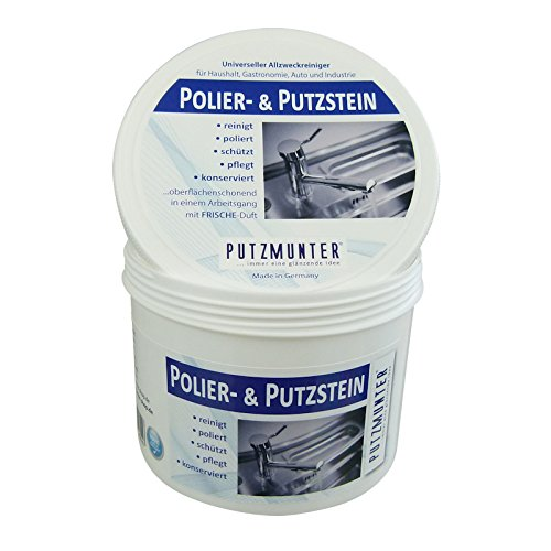 PUTZMUNTER Universal POLIER- & PUTZSTEIN 700g