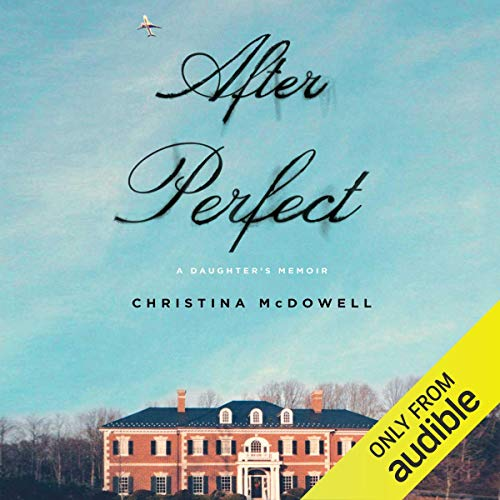 After Perfect audiobook cover art