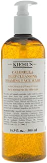 Kiehl's Calendula Deep Cleansing Foaming Face Wash 500 ml, Pack of 1