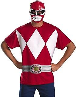 Men's Power Ranger Costume