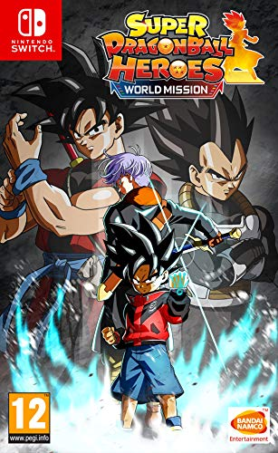 Super Dragon Ball Heroes Wold Mission Edición Standard (Nintendo Switch)