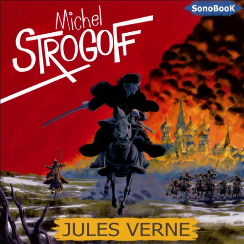Michel Strogoff audiobook cover art