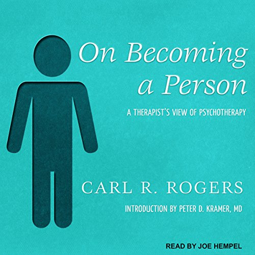 Page de couverture de On Becoming a Person
