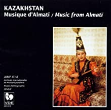 Kazakhstan-Music from the