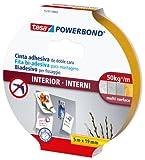 Tesa TE55741-00002-04 Powerbond Interior 5m x 19mm mancheta, Standard