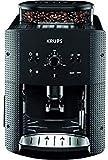 Krups Espressomaschine EA810B, 1,7 l, Farbe Schwarz, Kaffeevollautomat, freistehend, integriertes Mahlwerk, 1.450W, Titan