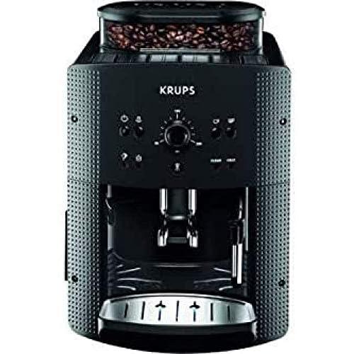 51Y+auF22IL. SS500  - Krups EA 810B coffee maker - coffee makers (freestanding, Fully-auto, Espresso machine, Coffee beans, Cappuccino…