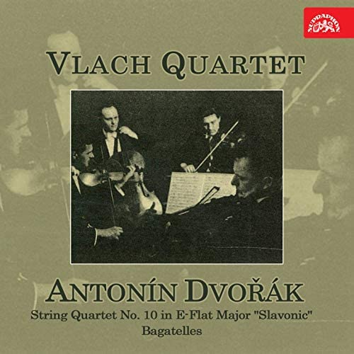 Miroslav Kampelsheimer, Vlach Quartet