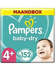 Pampers Baby-Dry Luiers Maandbox
