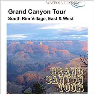 Grand Canyon Tour audiobook cover art