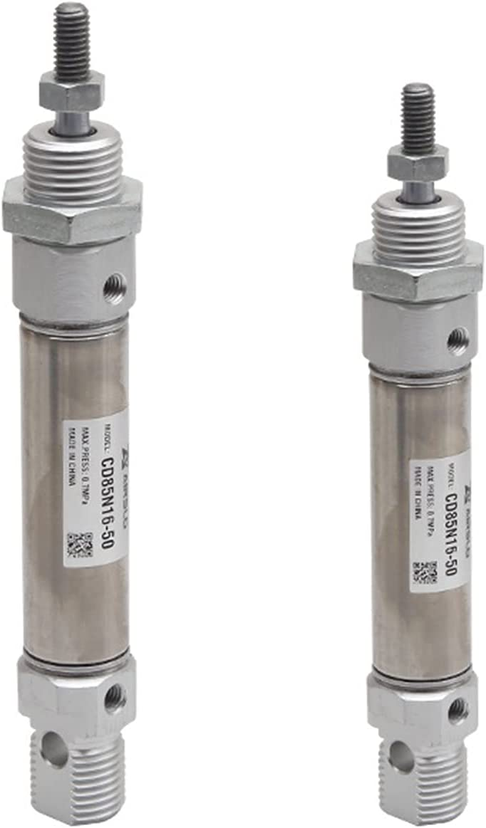 MING-BIN Alloy Air Cylinder Smc Type ISO C85 Series Ai Ranking TOP18 Ranking TOP1 Standards